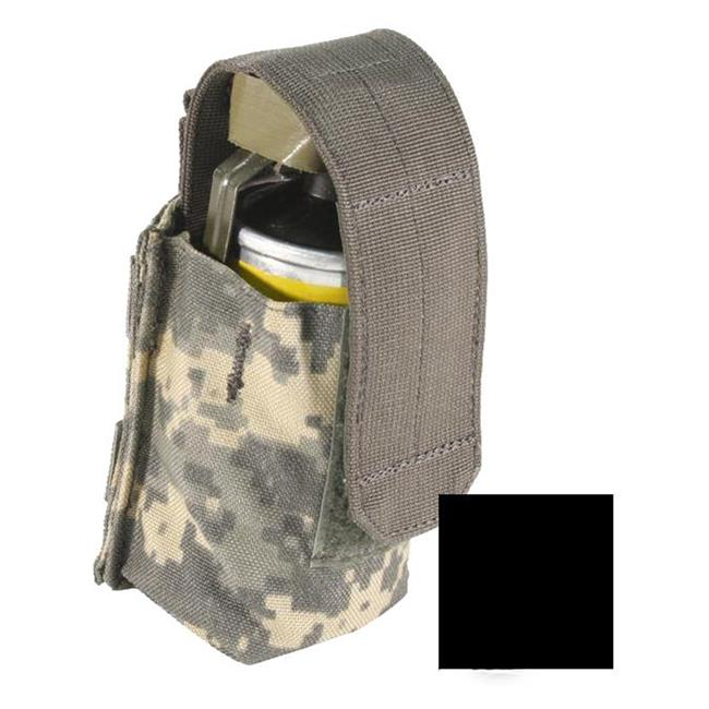 Blackhawk Smoke Grenade Single Pouch Black