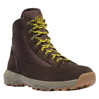 "Danner 6"" Explorer 650 WP Brown / Lime Green"
