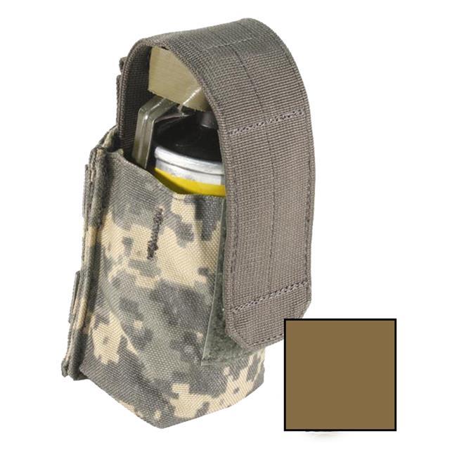 Blackhawk Smoke Grenade Single Pouch Coyote Tan