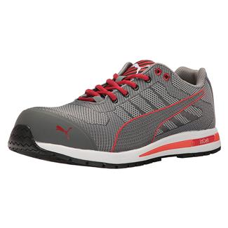 Puma Safety Xelerate Knit Low FG Gray