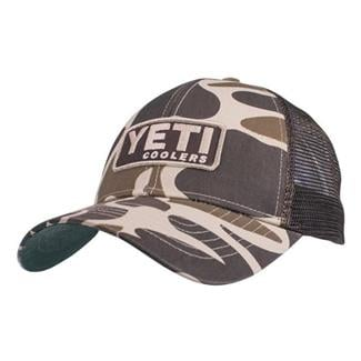YETI Classic Collection Camo Patch Hat Navy / White / Gray