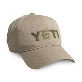 YETI Field Tan Ripstop Hat Tan / Olive