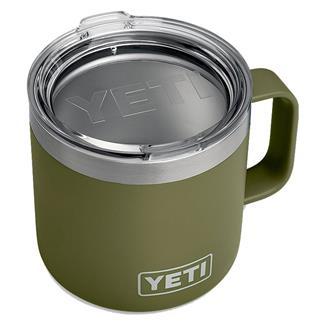 YETI Rambler 14 oz. Mug Olive