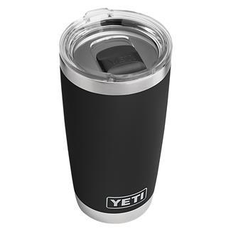 YETI Rambler 20 oz. Tumbler with MagSlider Lid Black