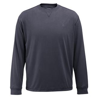 Wolverine Benton II Long Sleeve T-Shirt Granite