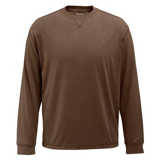 Wolverine Benton II Long Sleeve T-Shirt Bison