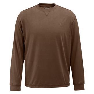 Wolverine Benton II Long Sleeve T-Shirt Bison