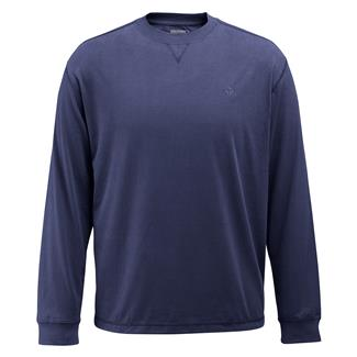 Wolverine Benton II Long Sleeve T-Shirt Navy