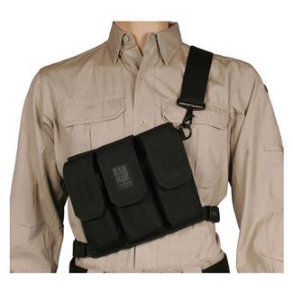 Blackhawk SOS M16 Mag Chest Pouch Black