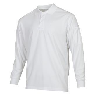Propper Long Sleeve Uniform Polo White