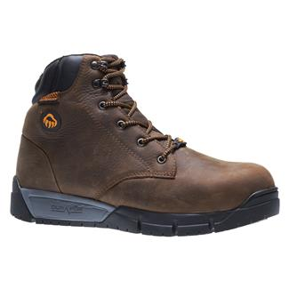 Wolverine Mauler LX Mid CT WP Brown