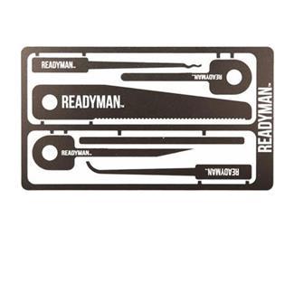ReadyMan Hostage Escape Card Brown
