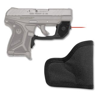 Crimson Trace LG-497-H Laserguard with IWB Holster Red Black