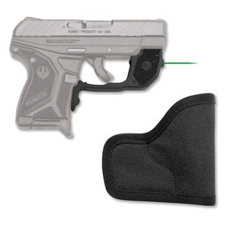 Crimson Trace LG-497-H Laserguard with IWB Holster Black Green