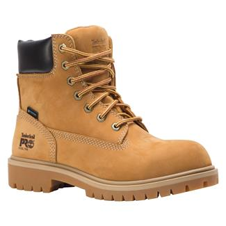 "Timberland PRO 6"" Direct Attach 200G ST WP Wheat"