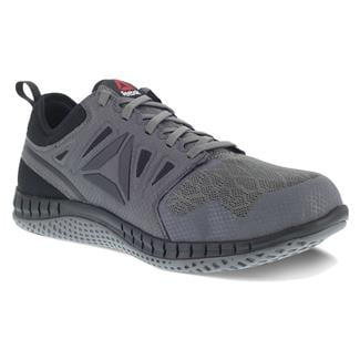Reebok ZPrint Work Athletic Oxford ST Gray