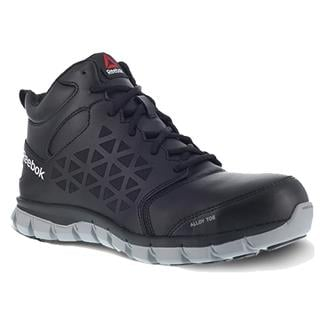 Reebok Sublite Cushion Work Mid AT Black