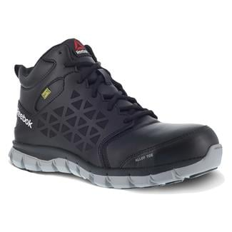 Reebok Sublite Cushion Work Mid AT Met Guard Black