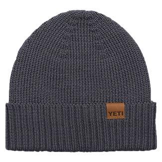 YETI Winter Beanie Charcoal