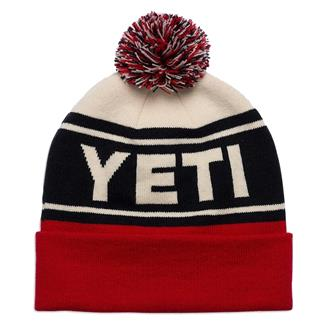 YETI Retro Knit Red / White / Blue