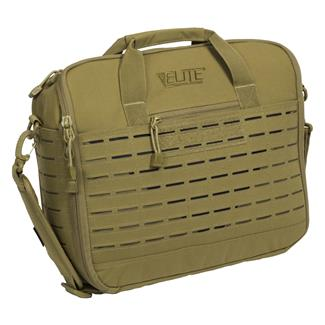 Elite Survival Systems Envoy EDC Messenger Bag Coyote Tan