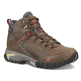 Vasque Talus Trek UltraDry Slate Brown / Chili Pepper