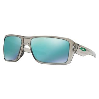 Oakley Double Edge Gray Ink (frame) - Jade Iridium (lens)