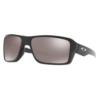 Oakley Double Edge Prizm Polished Black (frame) - Prizm Black Polarized (lens)