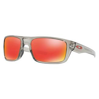 Oakley Drop Point Gray Ink (frame) - Ruby Iridium (lens)