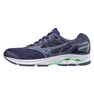 Mizuno Wave Rider 21 Eclipse / Eclipse / Green Slime