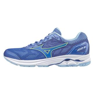 Mizuno Wave Rider 21 Baja Blue / Dazzling Blue / Flash