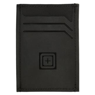 5.11 Card Case with Money Clip Black