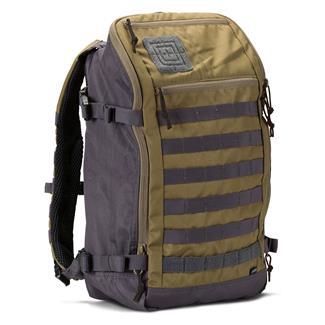 5.11 Rapid Quad Zip Pack Claymore