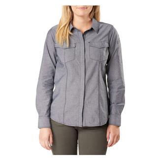 5.11 Athena Long Sleeve Shirt Black