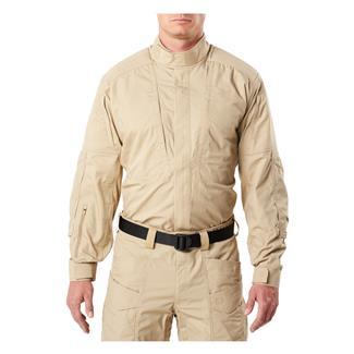 5.11 XPRT Tactical Long Sleeve Shirt TDU Khaki