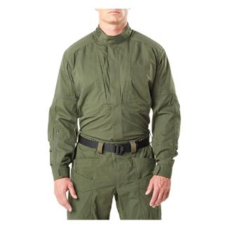 5.11 XPRT Tactical Long Sleeve Shirt TDU Green