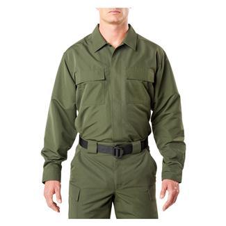 5.11 Fast-Tac TDU Long Sleeve Shirt TDU Green