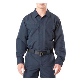 5.11 Fast-Tac TDU Long Sleeve Shirt Dark Navy