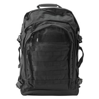 Explorer B6 Deluxe Tactical Backpack Black