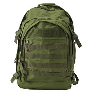 Explorer B6 Deluxe Tactical Backpack Olive Drab