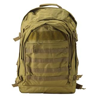 Explorer B6 Deluxe Tactical Backpack Coyote Tan