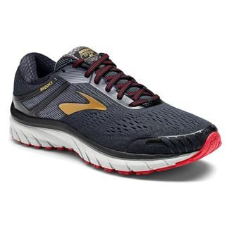Brooks Adrenaline GTS 18 Black / Gold / Red