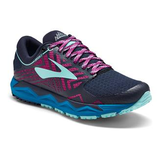 Brooks Caldera 2 Navy / Plum / Ice Blue