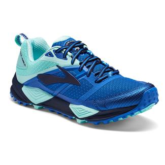 Brooks Cascadia 12 Navy / Blue / Mint