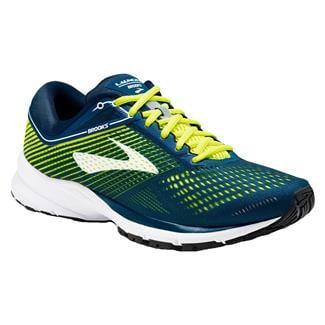 Brooks Launch 5 Blue / Nightlife / White