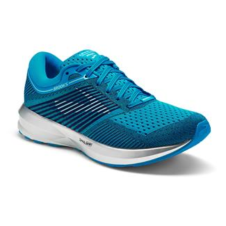 Brooks Levitate Blue / Mint / Silver