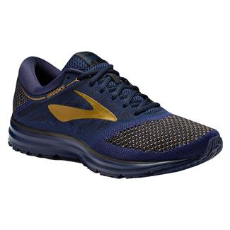 Brooks Revel Navy / Gold / Black