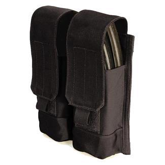 Blackhawk STRIKE AK / M4 Double Mag Pouch Black