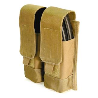 Blackhawk STRIKE AK / M4 Double Mag Pouch Coyote Tan