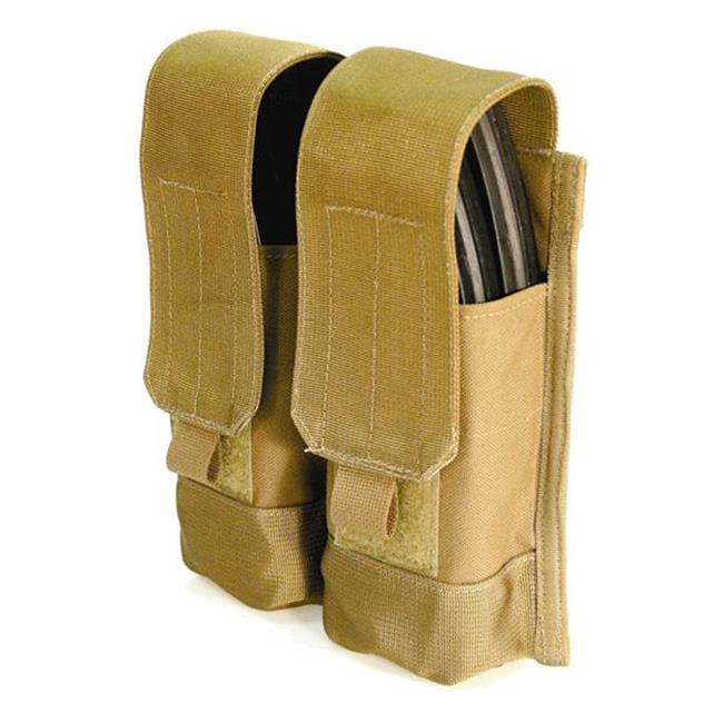 Blackhawk STRIKE AK / M4 Double Mag Pouch Coyote Tan